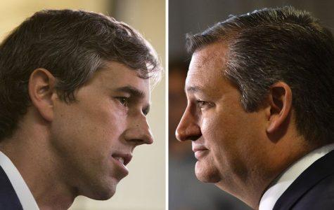 U.S. Rep. Beto O'Rourke, D-El Paso (left), and U.S. Sen. Ted Cruz, R-Texas.  Picture: Marjorie Kamys Cotera: O'Rourke/Robin Jerstad: Cruz