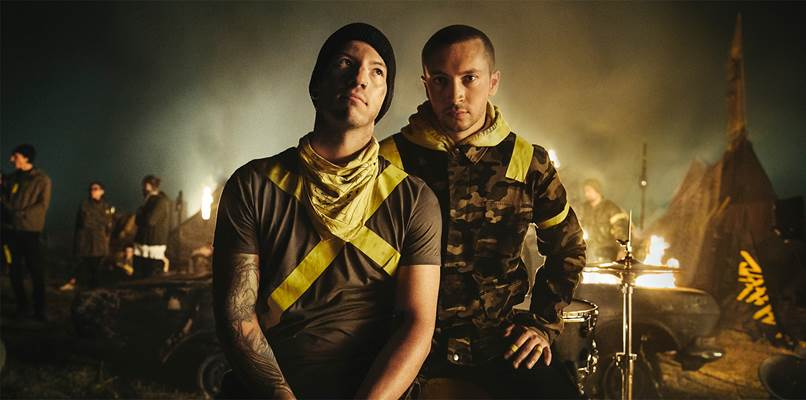 New album, Trench, by Twenty One Pilots now available.