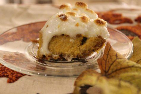 Fall Sweet Potato Bars Recipe!
