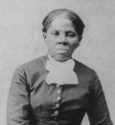 Harriet Tubman, one of the most famous abolitionists.