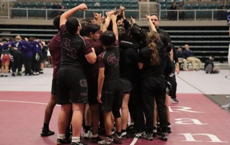 JV and Varsity Girls and Rookie Boys Wrestling UIL District Tournament