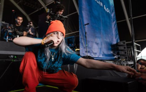 Billie Eilish, who is now 17 years old.
