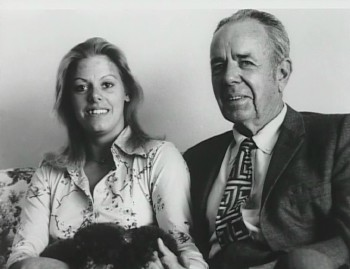 Aileen Wuornos with her husband. Aileen was known as the most terrifying female serial killer.