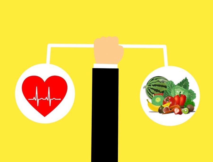 Nutritious sustenance and a healthy mental state are critical parts of a productive lifestyle!