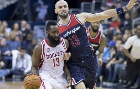 Rockets at Wizards 11/7/16