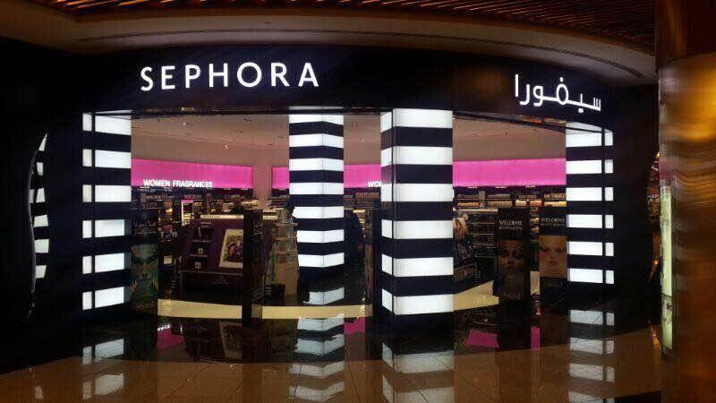 Accusation Prompts Sephora Shutdown