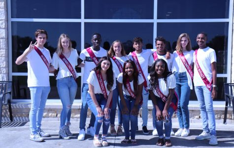 The 2019 Homecoming Royalty!