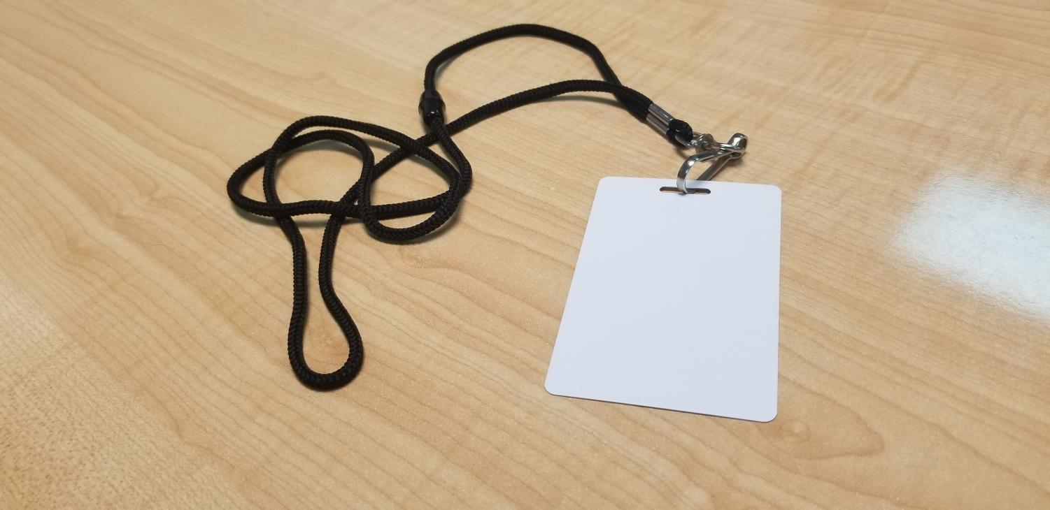 George Ranch High School has assigned ID's and lanyards to all students, making them a mandatory requirement to wear