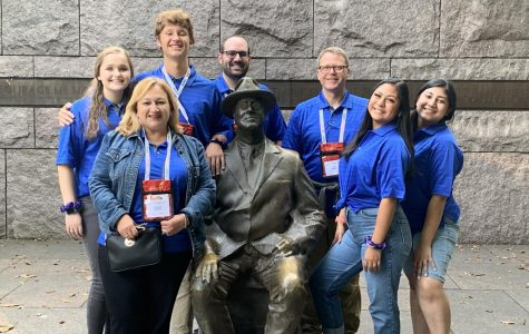 SkillsUSA Students Attend Prestigious Training in Washington D.C.