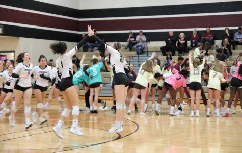 Varsity Volleyball v. Alief Hastings