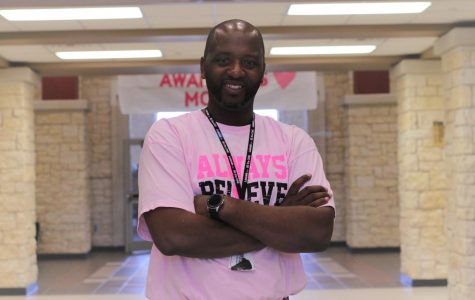 Welcome back, Assistant Principal Mr. Floyd! George Ranch missed you.