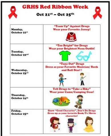 Red Ribbons Week