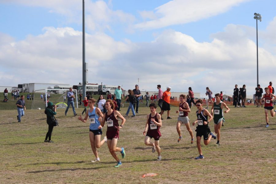 Eli Greene (11), competed individually against over 100 other racers at Regionals. He finished 110 out of 178 competitiors.
