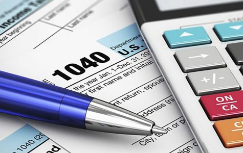 Students should be taught how file for a loan and pay their taxes.