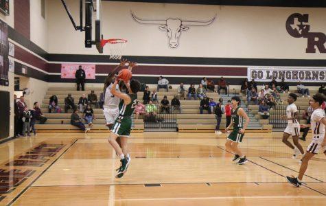 Varsity Basketball v. Strake