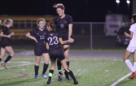 Varsity Girls Soccer v. Pearland Oilers
