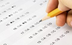 Multiple choice tests are the easiest to cheat on, and some teachers are combating this by making different versions.
