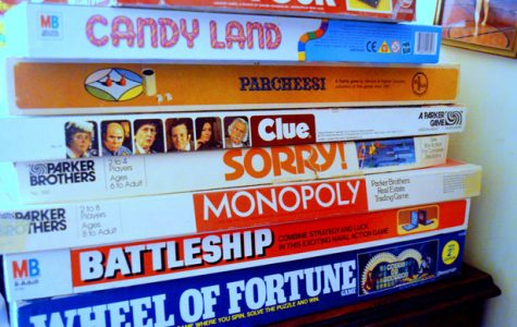 Family Game Nights can be a great way to make new memories