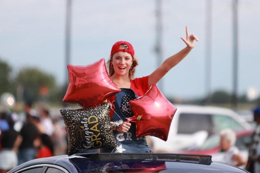 2020 GRHS Senior Parade!