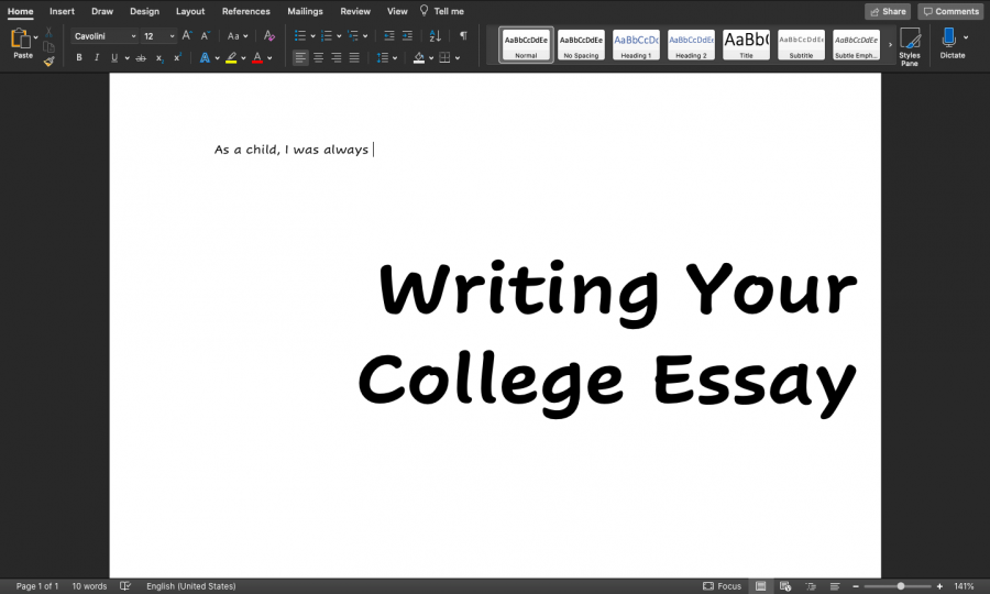 Writing+Your+College+Essay