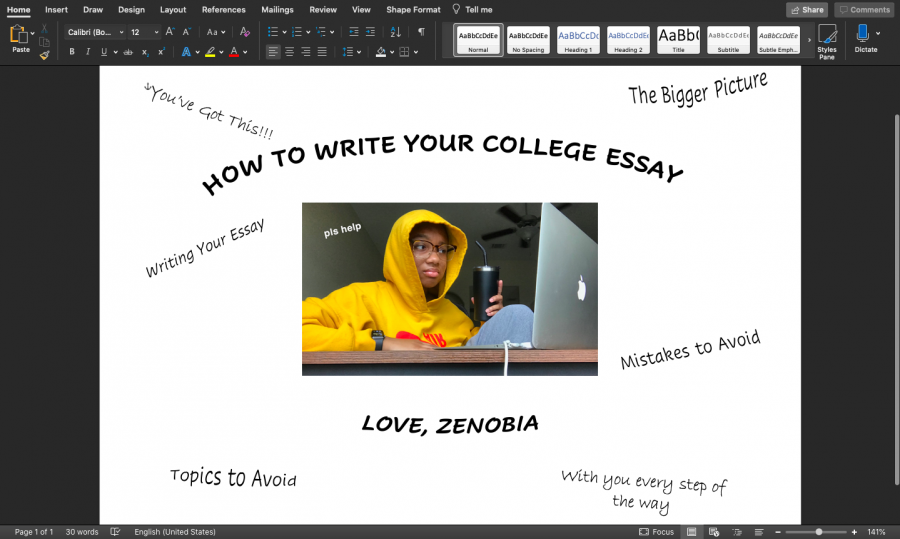 How to Write Your Personal Statement Essay