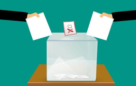 Registered voters will have the option to vote in the presidential election in person or by mail-in ballots.