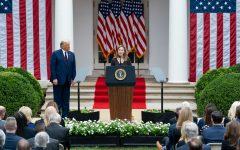 President Donald J. Trump nominates Amy Coney Barrett for the Supreme Court.