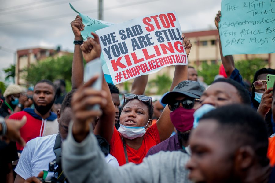 EndSARS protests have taken Nigeria by storm, and we can only hope that it ends well.
