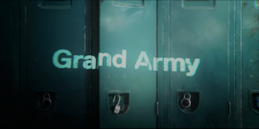 Grand+Army+tells+the+story+of+5+high+school+students+as+they+struggle+with+sexual%2C+racial%2C+and+economic+politics+while+they+fight+to+succeed.