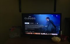 The movie Clouds is available to view on Disney Plus.