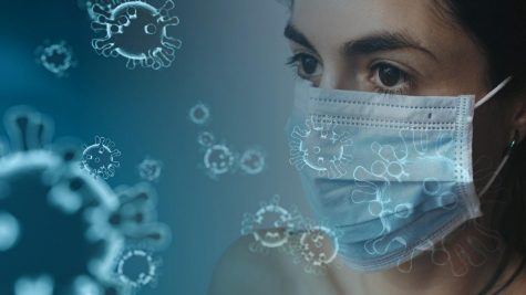 As the the virus continues to spread through air particles, wearing a mask is critical.