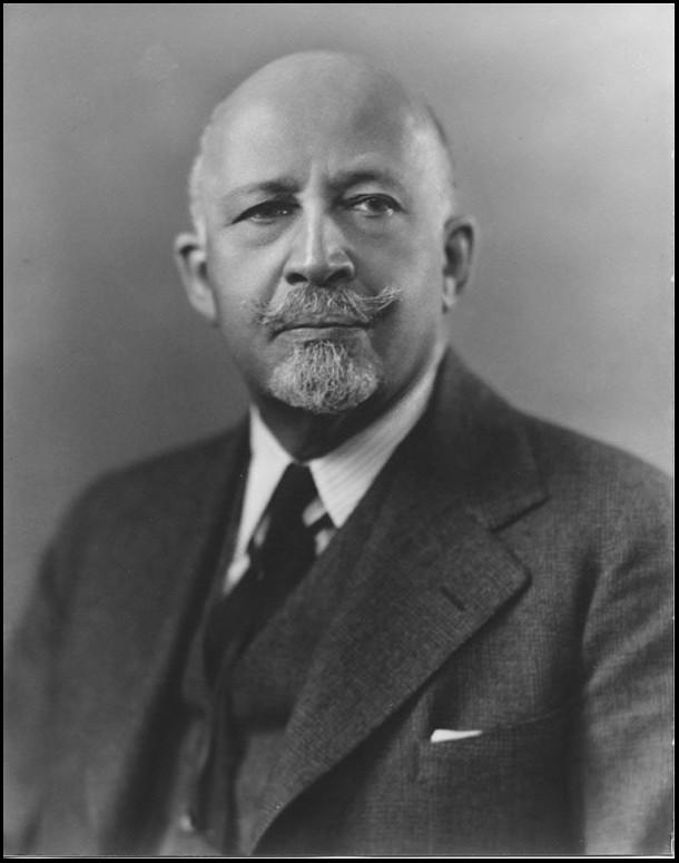 W.E.B. Du Bois in 1945