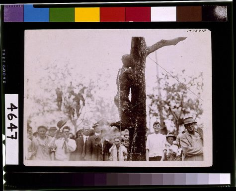 Lynching was a common occurrence, and many a Black man burned as this one did. Only difference is the Walkers were burned in their own home.