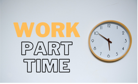 Having a Part-time job is beneficial to high school students because it helps promote time management skills and responsibility.