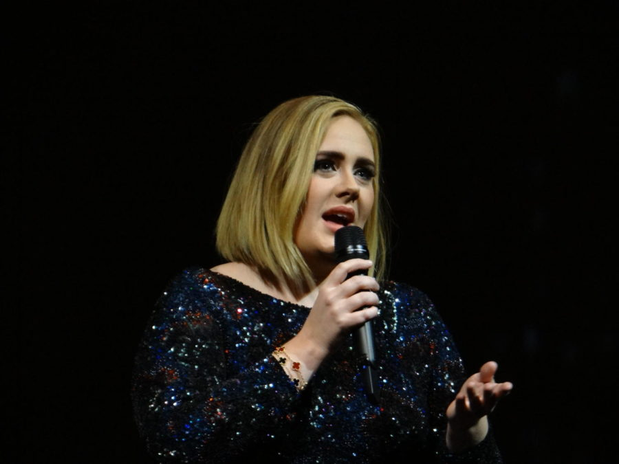 Adele Makes an Appearance